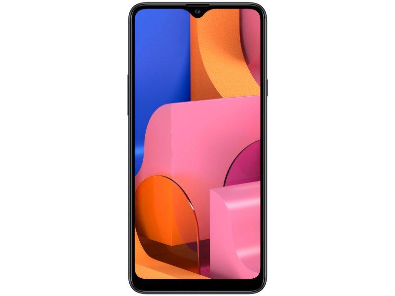 Samsung Galaxy A20s DualSIM (SM-A207FZKDEUE) Fekete