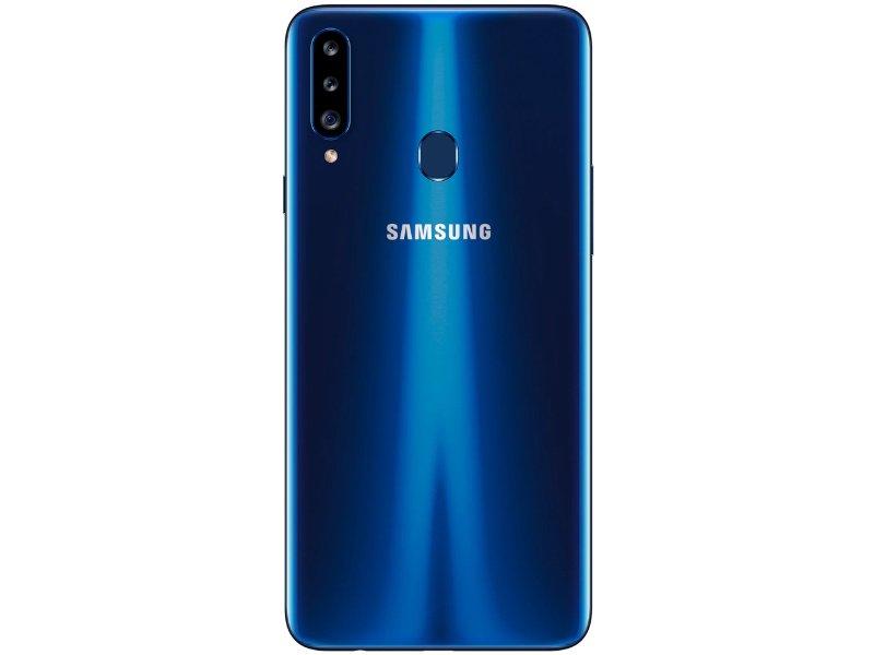 Samsung Galaxy A20s DualSIM (SM-A207FZBDEUE) Kék