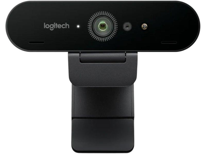 Logitech BRIO 4K Ultra HD Webkamera (960-001106)