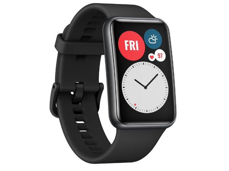 Huawei Watch Fit, fekete