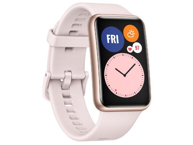 Huawei Watch Fit, pink