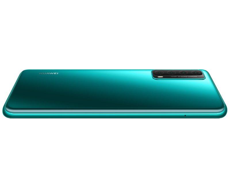 HUAWEI P SMART 2021 Dual-Sim 4GB/128GB (51096ABX) Smaragdzöld