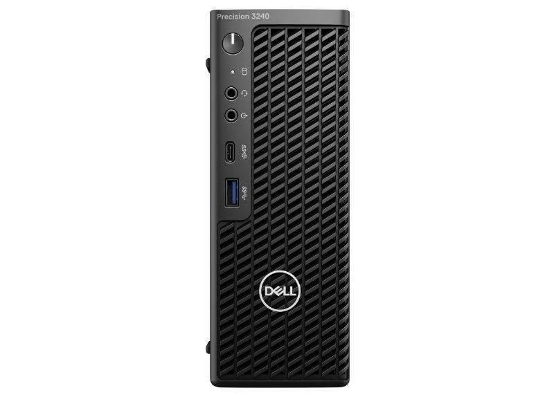 DELL Precision 3240 Compact (N001P3240CFFCEE2_VI) fekete