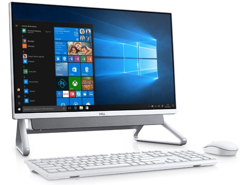 Dell Inspiron 24 5400 AIO (5400I3WA2) Ezüst