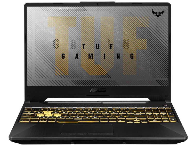 ASUS TUF Gaming F15 FX506 (FX506LI-HN096) Erődszürke