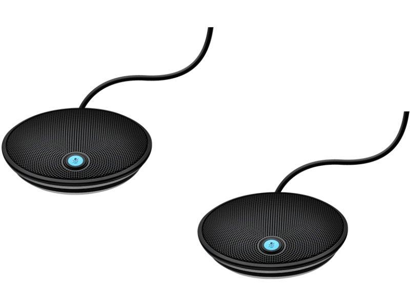 Logitech Group Kiegészítő Mikrofon 2 db (989-000171)