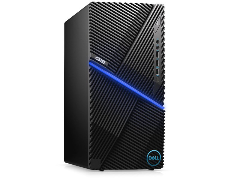 Dell G5 5000 DeskTop PC (G5000I5WA1) Sötétszürke
