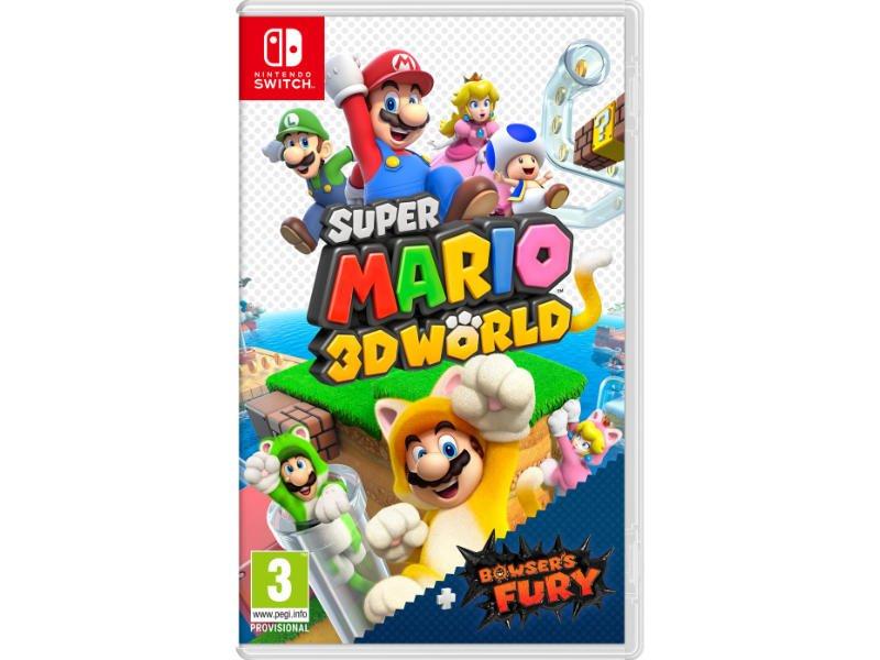 Super Mario 3D World + Bowser's Fury Nintendo Switch