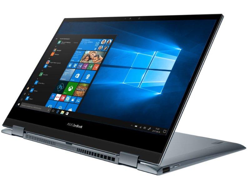 ASUS ZenBook Flip 13 UX363 (UX363JA-EM010T) Fenyő szürke