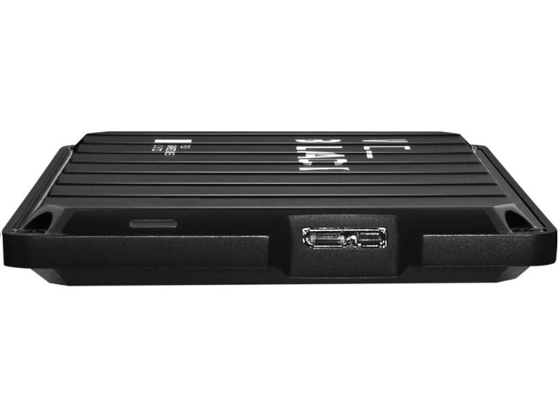 "Western Digital P10 Game Drive 2TB 2.5"" Külső HDD (WDBA2W0020BBK-WESN) Fekete"