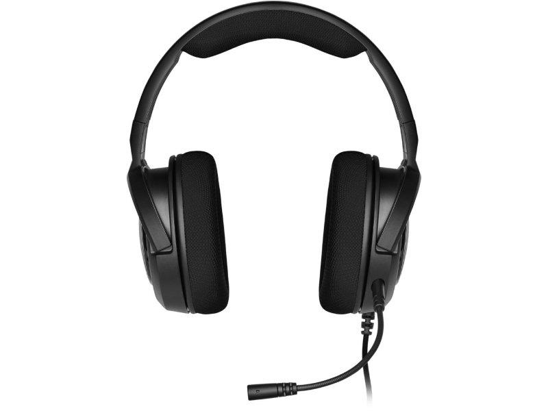 Corsair HS35 Sztereó Gaming Headset (CA-9011195-EU) Carbon