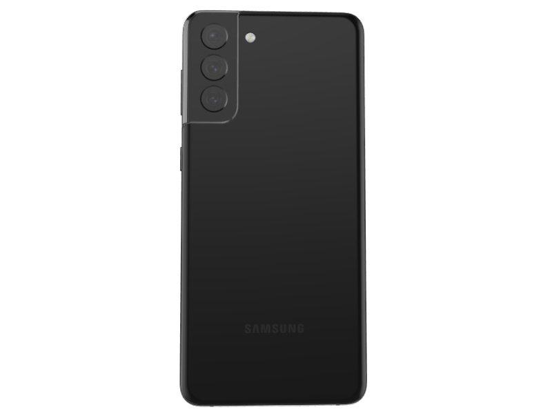 SAMSUNG Galaxy S21+ 8GB / 256GB (SM-G996BZKGEUE) Fantomfekete