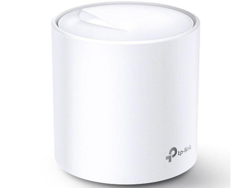 TP-Link DECO X60 (1-PACK) AX3000 Egész Otthont Lefedő Mesh Wi-Fi 6 Rendszer