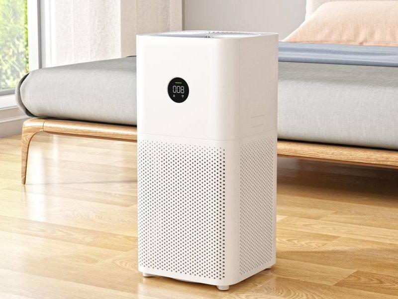 XIAOMI Mi Air Purifier 3C - légtisztító (BHR4518GL) fehér