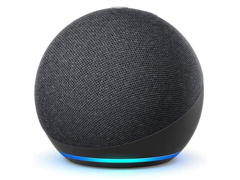 Amazon Echo Dot 4.gen okos hangszóró (48203) Fekete