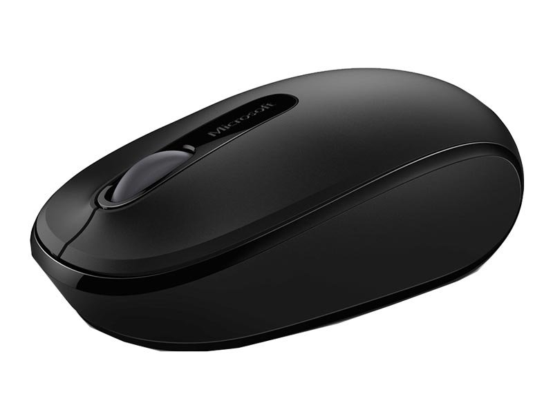 Microsoft Wireless Mobile Mouse 1850 fekete