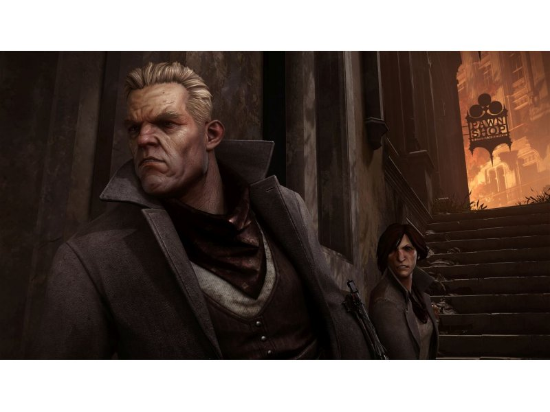Dishonored 2 (PC) DIGITÁLIS