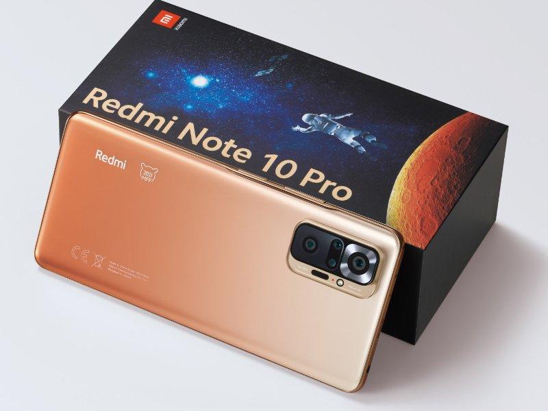 XIAOMI Redmi Note 10 Pro 8/128GB Dual-Sim - Mi Fan Festival Edition