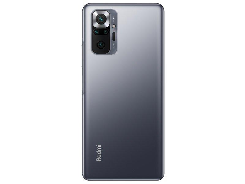 XIAOMI Redmi Note 10 Pro 6/128GB Dual-Sim (MZB08KVEU) Onyx szürke