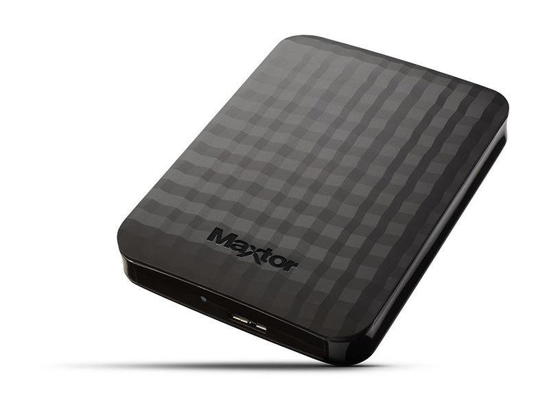 """Maxtor 2.5"""" HDD USB 3.0 500GB Fekete"""