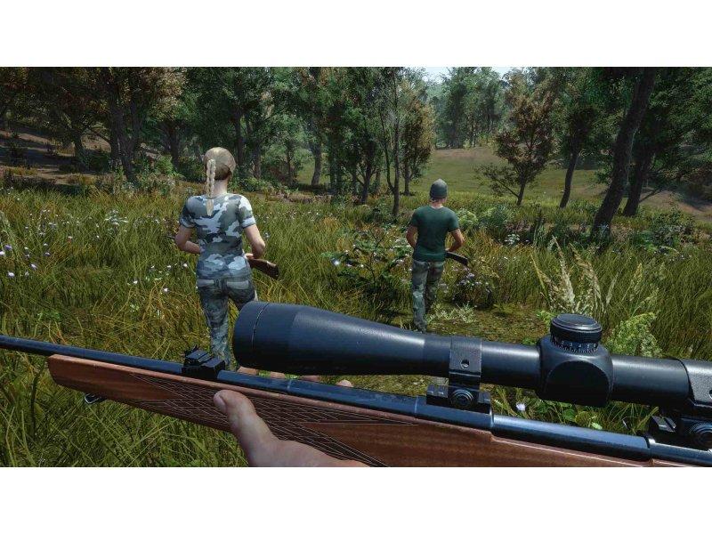 Hunting Simulator (PC) DIGITÁLIS