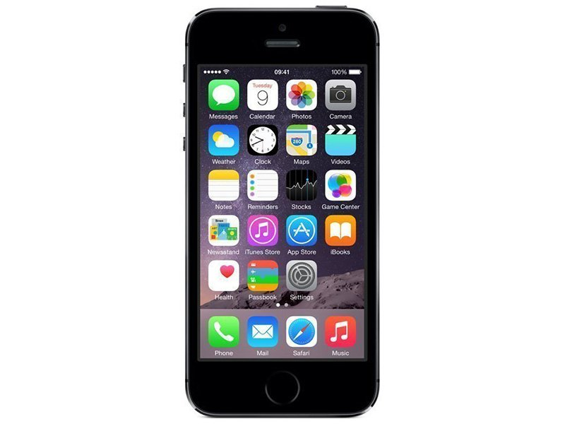 APPLE iPhone 5S 16GB (ME432CM/A) asztroszürke