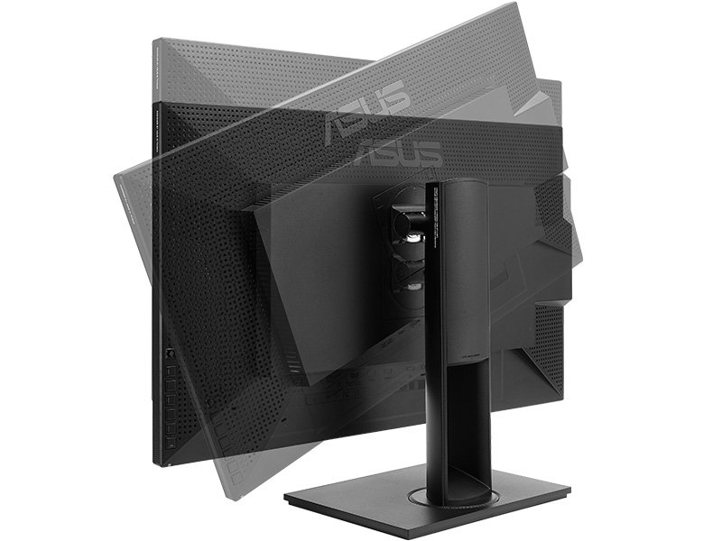 "ASUS 32"" 4K Monitor IPS LED (PA328Q) fekete"