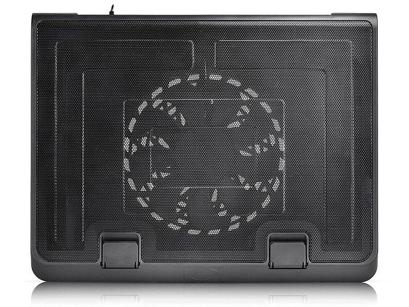 "DeepCool N180 FS notebook Hűtőpad 17"""