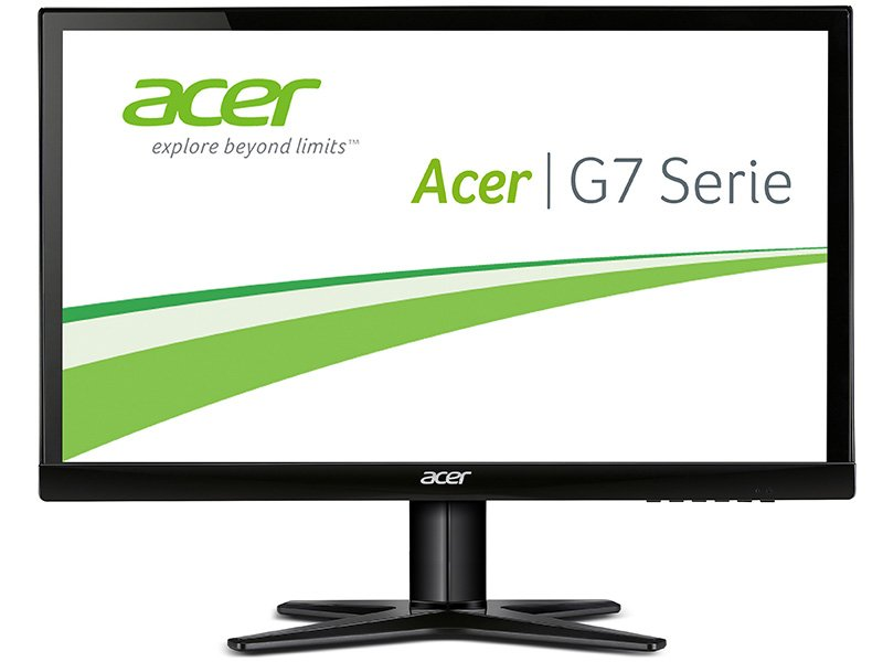 "ACER 23"" IPS LED Monitor (G237HLAbid)"