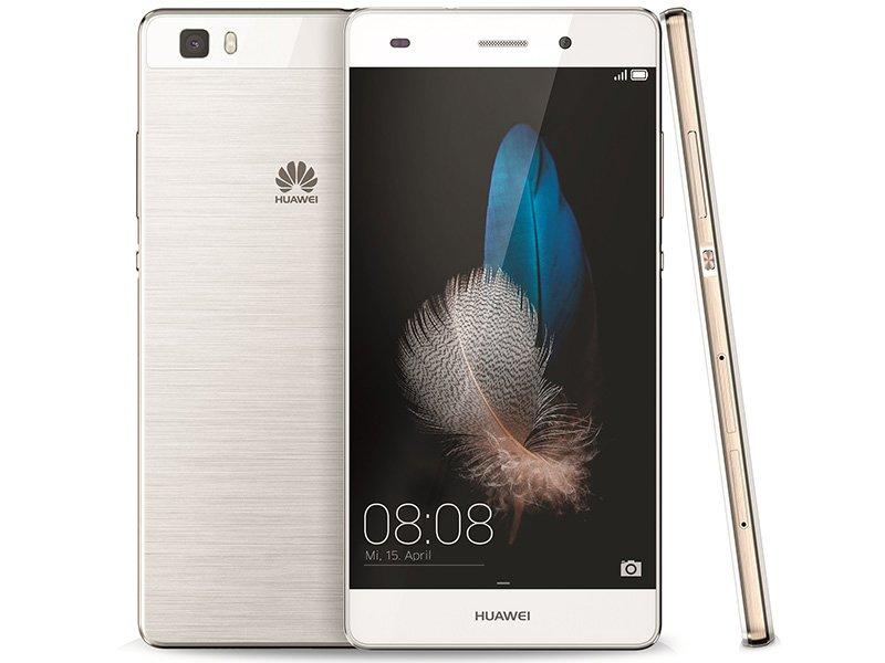 Huawei P8 Lite Dual fehér