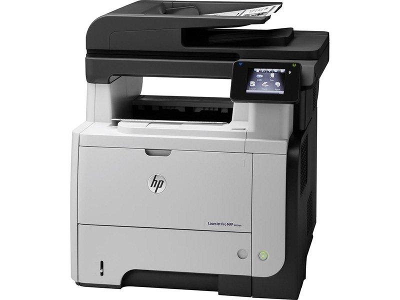 HP LaserJet Pro M521dw Lézernyomtató (A8P80A) fekete