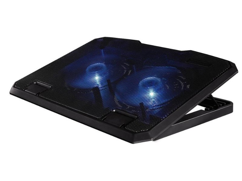 Hama Notebook Hűtő (53065) Fekete