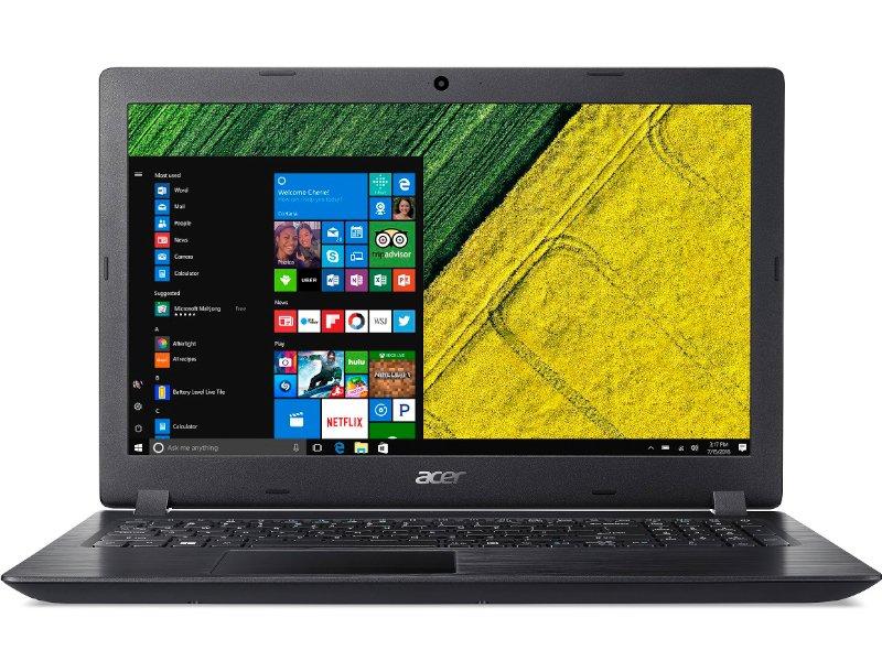 Acer Aspire 3 A315-21G-45D9 (NX.GQ4EU.013) Fekete