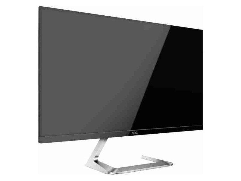 """AOC 27"""" QHD IPS monitor (Q27T1) fekete"""