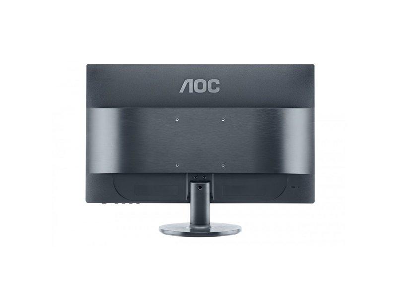 """AOC 24"""" E2460SH Monitor Fekete"""