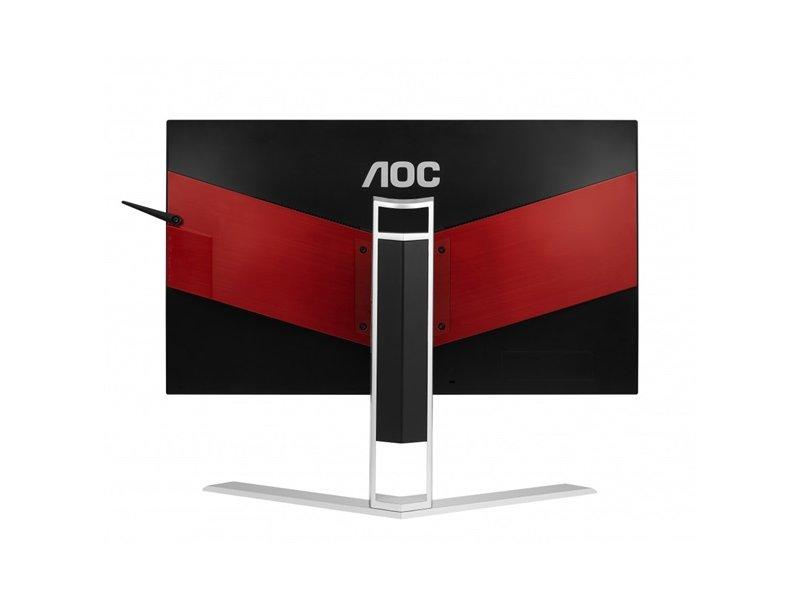 """AOC 27"""" AG271QX Gamer Monitor Fekete-Piros"""