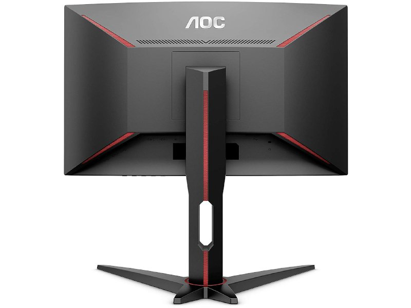"AOC 24"" C24G1 Ívelt Gamer Monitor Fekete"