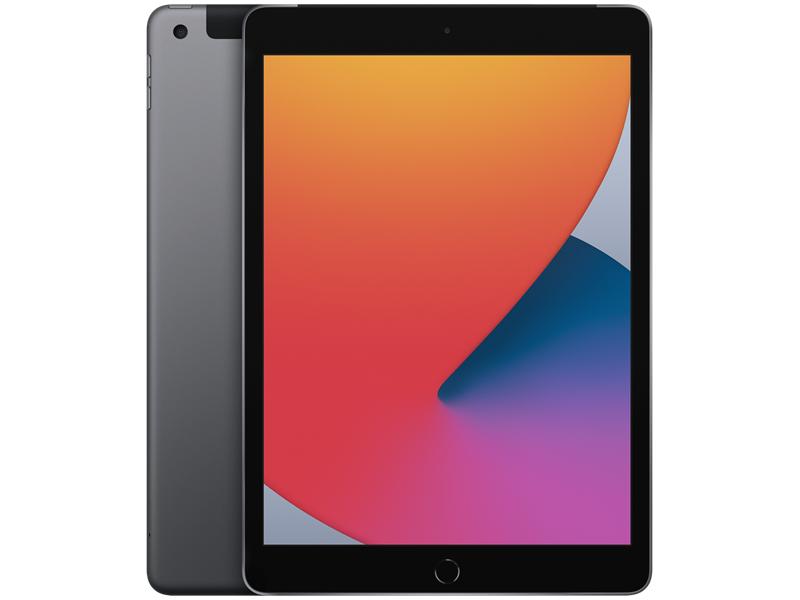 """Apple iPad 8 10.2"""" Wi-Fi 32GB (MYL92HC/A) Asztroszürke"""