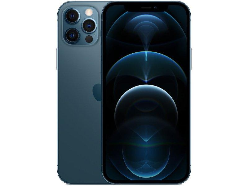 Apple iPhone 12 Pro 128GB (MGMN3GH/A) Óceánkék