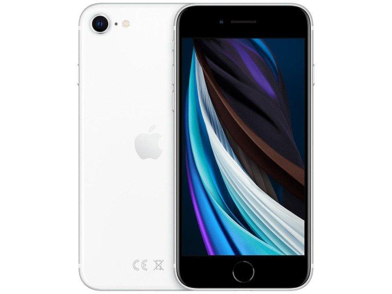 Apple iPhone SE2 64GB (MX9T2GH/A) Fehér
