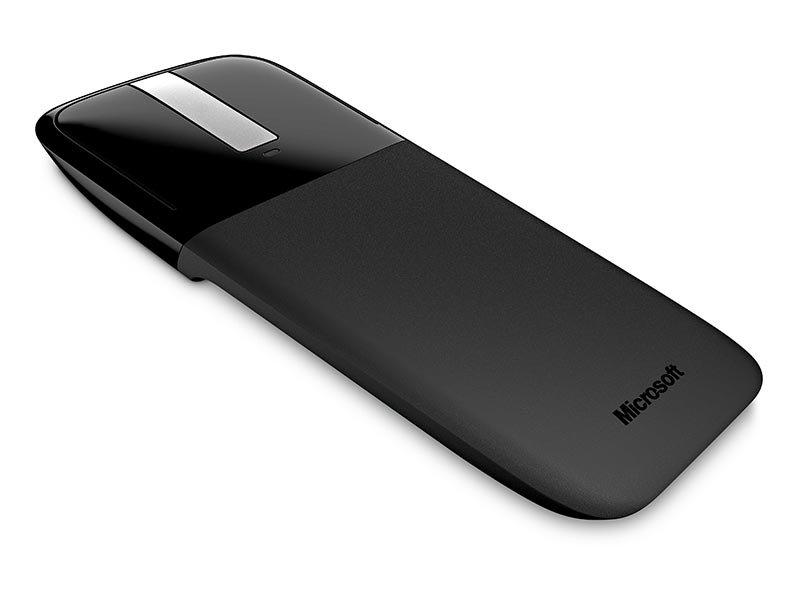 Microsoft Vezeték Nélküli Notebook Arc Touch Optikai egér, fekete