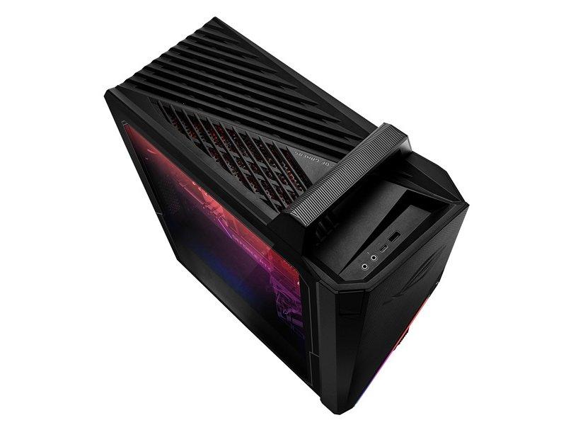 ASUS PC ROG Strix GA15 (G15DH-HU021D) Fekete
