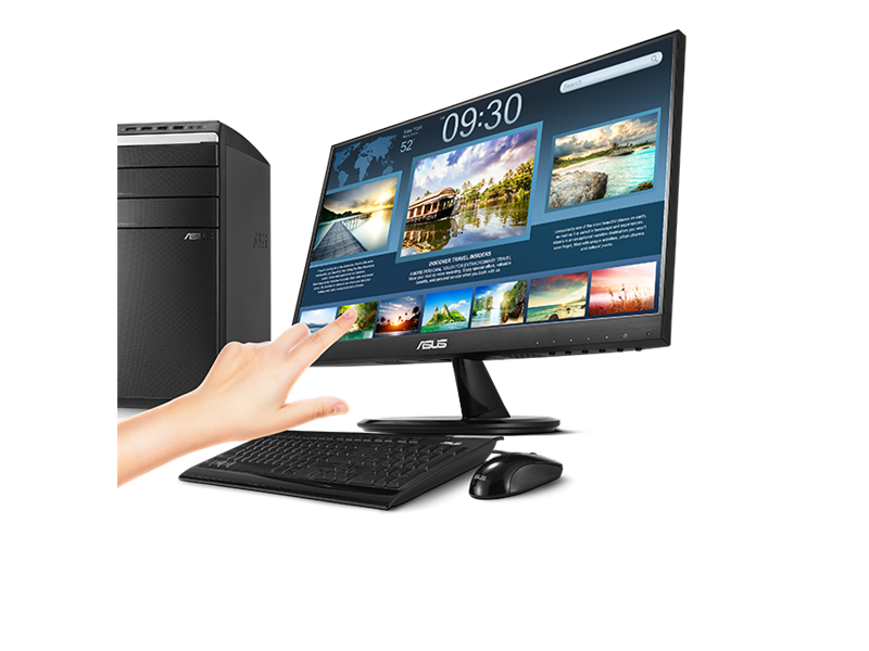 """ASUS VT229H Touch 21,5"""" FullHD Monitor"""