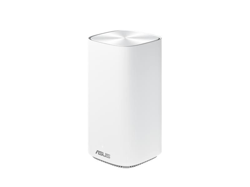 ASUS ZenWifi AC Mini CD6 Mesh hálózati rendszer, 1db-os (CD6 1-PK WHITE) fehér