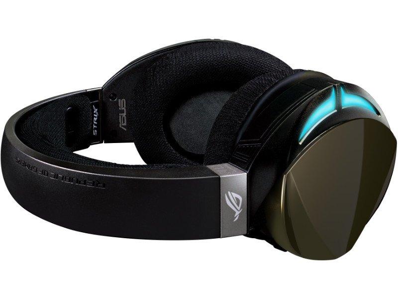 Asus ROG Strix Fusion 500 Vezetékes Gamer Headset