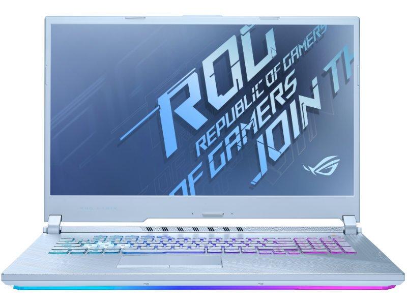 Asus ROG Strix G17 G712LW (G712LW-EV009) Gleccser kék