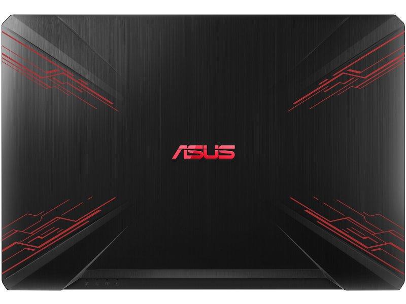 ASUS TUF Gaming FX504GD (FX504GD-E41117T-G) vörös anyag