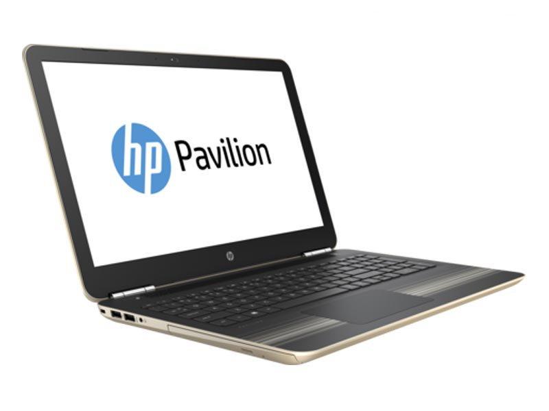 HP Pavilion 15-AU022NH (Y0A74EA) arany