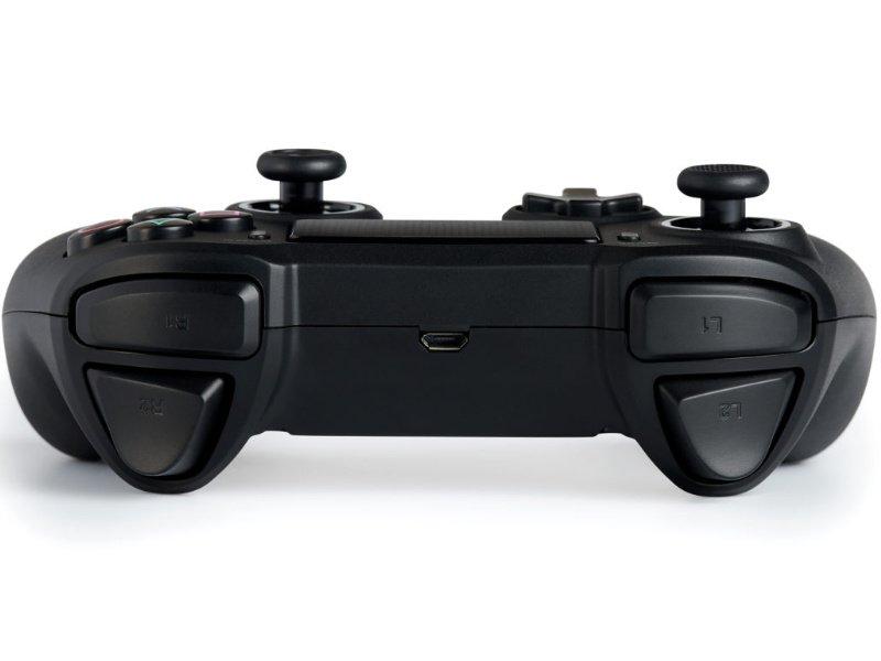 Bigben PS4 Nacon Aszimmetrikus Vezeték Nélküli Kontroller (PS4OFPADWLBLACK)