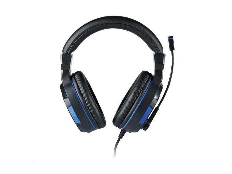 Bigben PS4 Stereo Gaming Headset V3 Fekete